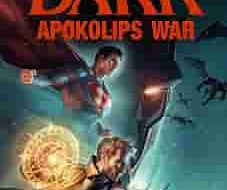 Justice League Dark Apokolips War 2020